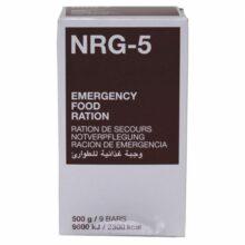 """Pohotovosný balíček s jedlom """"NRG-5"""" MFH 40331 – 500g"""