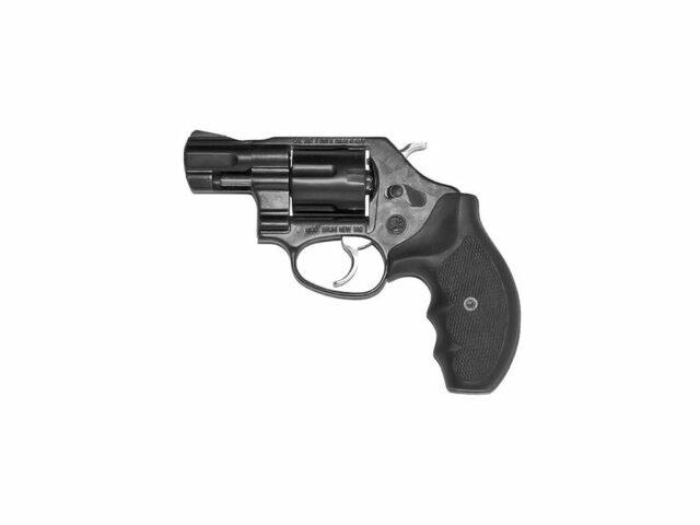 Plynový revolver Bruni NEW 380 2″ čierny kal.9mm