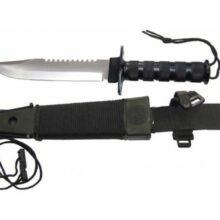 """Dýka """"Rambo Jungle II"""" MFH 44143 s kompasom a príslušenstvom"""