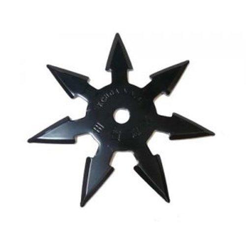 "Hviezdica ""7-cípa"" – čierna"