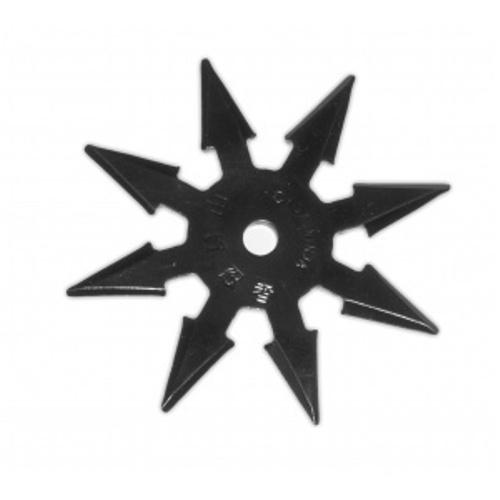 "Hviezdica ""8-cípa"" – čierna"