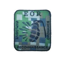 EOR (explosive-ordnance-reconnaissance) digital les