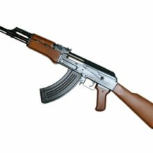 """Airsoftový manuálny samopal """"CYBG AK-47"""" BB 6mm"""