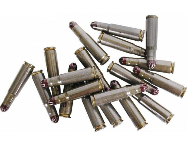 Expanzné strelivo 7,62×39 Blank (1 ks)