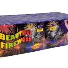 Kompakt 200 rán Beautiful fireworks, kaliber 20mm