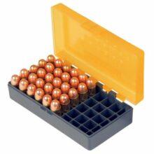 Box na muníciu SMART RELOADER SR č.12, kal. .45ACP, 10mm, .40SW – 50ks