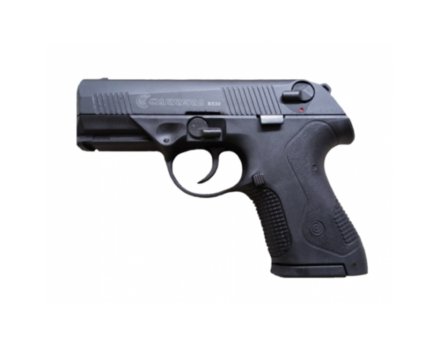 "Pištoľ plynová Carrera ""RS 30"" cal. 9mm P.A. – čierna"