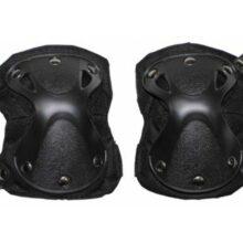 """Chrániče na kolená """"Defence"""" MFH 27697A – čierne"""