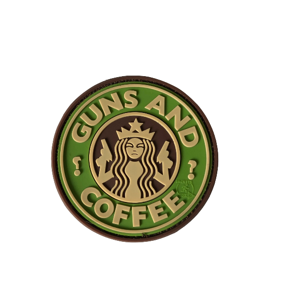 Patch Guns and coffee 3D – multicam