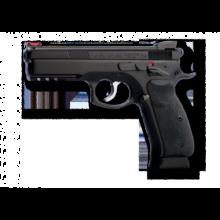 CZ 75 SP-01 SHADOW 9×19