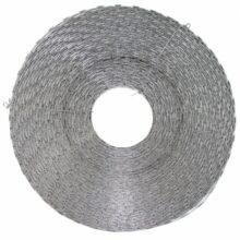 Drôt ostnatý – žiletka, pozinkovany – 120m