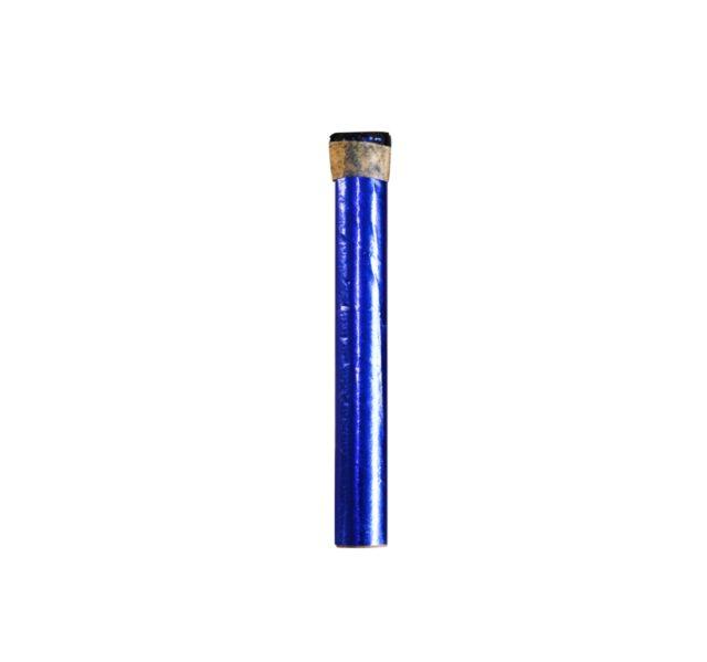 Svieca pre pyronápis – modrá