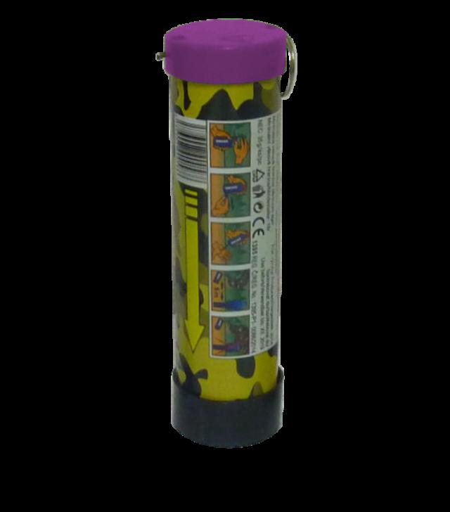 Dymovnica nápichová – fialová