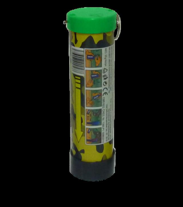 Dymovnica nápichová – zelená