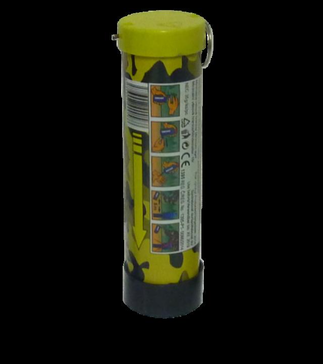 Dymovnica nápichová – žltá
