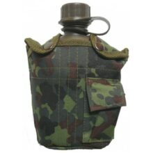 Fľaša poľná 1L – BW fleck