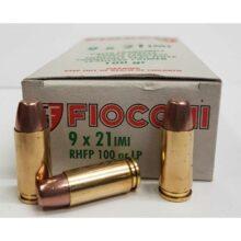 FIOCCHI 9mm Luger 100gr RHFP PALLA FRANGIBILE (50 ks)