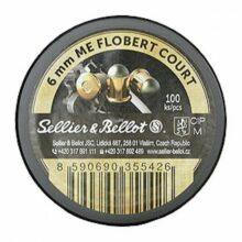 """Strelivo flobertové """"Flobert ME court"""" cal. 6mm – 100 ks"""