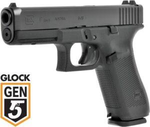 GLOCK 17 Gen5 EU, 9×19