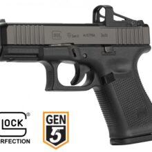 GLOCK 19 Gen5 FS/MOS, 9×19