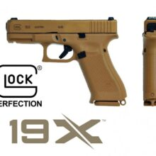 GLOCK 19X, 9×19