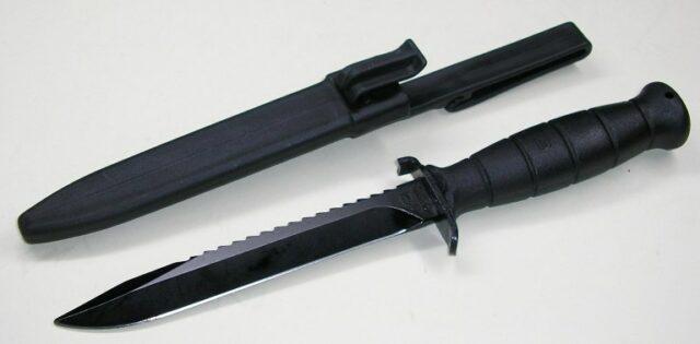 Dýka Glock mod.81 s pílkou – čierna
