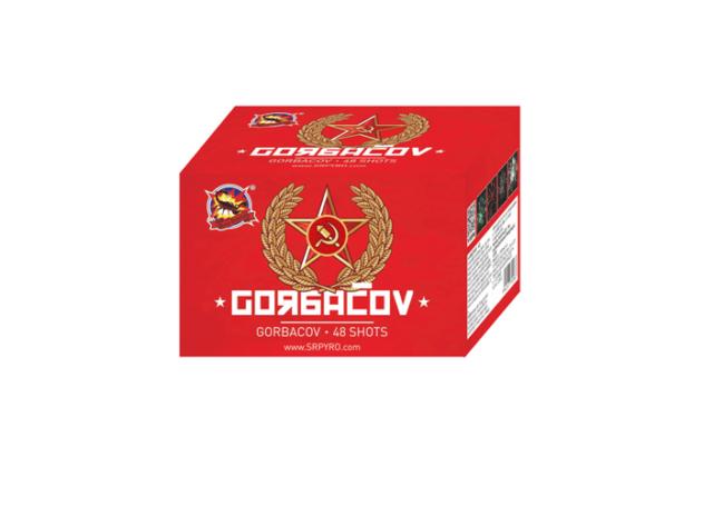 Gorbačov, 48 rán