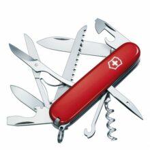 Nôž Victorinox Huntsman – červený