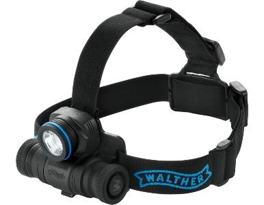 Čelové svietidlo Walther Pro HL11