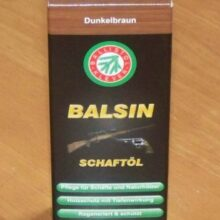 Olej na pažby, Balsin hnedý 50 ml