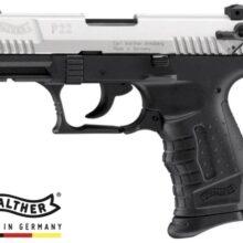 "Pištoľ plynová Walther ""P22"" cal. 9mm PA – bicolor"