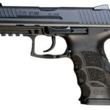 Pištoľ HK P30 V3, kal. 40SW