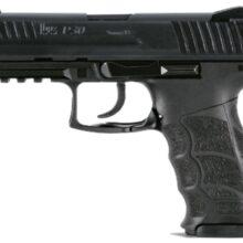 Pištoľ HK P30 V3, kal. 9×19