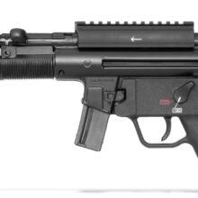 Pištoľ HK SP5K, kal. 9×19, picatinny rail