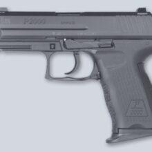 Pištoľ HK P2000 V3, kal. 9×19