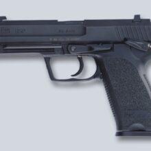 Pištoľ HK USP, kal. 9×19
