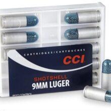 Náboj CCI brokový 9mm Luger Shotshell 10 ks