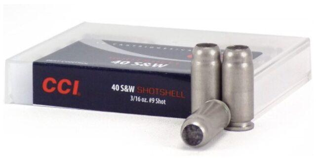 Náboj CCI brokový .40SW Shotshell 10 ks