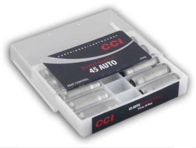 Náboj CCI brokový .45ACP Shotshell 10 ks