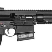 HK MR308 A3 13″, kal. .308Win., Slim-Line HKey Handguard