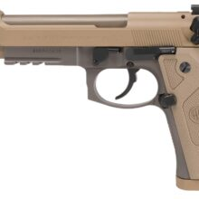 Beretta M9A3 Type F, kal. 9×19