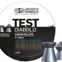 JSB Test Match 4,5mm 350ks