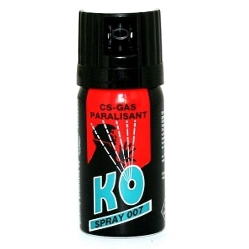 Slzný sprej – kaser, CS KO 007 40ml