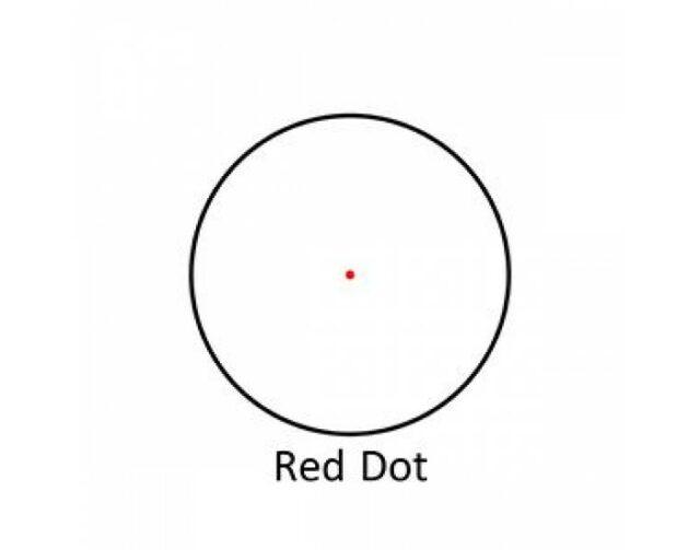 Kolimátor Nikko Stirling NRD30IM38 – Red Dot