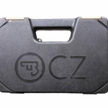 Kufrík prepravný pre krátku zbraň CZ – čierny