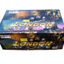 London 122 rán, multikaliber 20 + 30mm