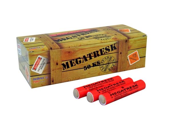 Megatresk EXPLO – zosilené, škrtacie 50 ks