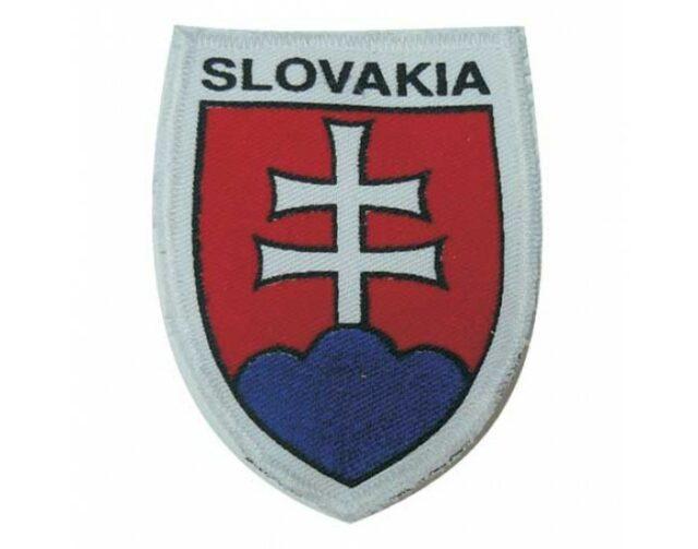 """Nášivka """"Slovakia erb"""" – veľká"""