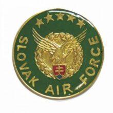 """Odznak """"Slovak Air Force"""" – zelený"""
