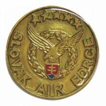 "Odznak ""Slovak Air Force"" – zlatý"
